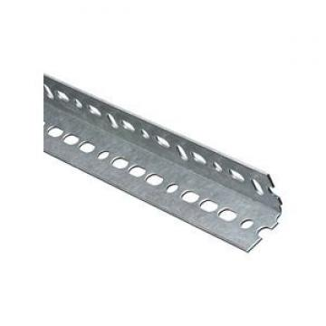 Factory Supply Cheap Price Perforated Holes 38*38mm Equal And Unequal Galvanized Slotted Angle Steel Bars
