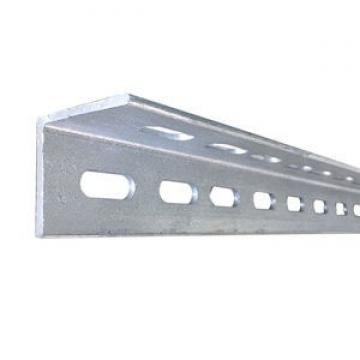 Best Price Punched Holes 36x36x1.6mm,38x38x2.0mm Equal Galvanized Slotted Angle Steel Bars For Storage Shelf