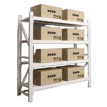 KD Structure 2 Layers Metal Supermarket Shelves Heavy Duty Warehouse Storage Goods Racks