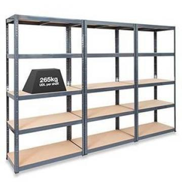 5 Tier Mobile Rack Heavy Duty Shelf Wire Shelving