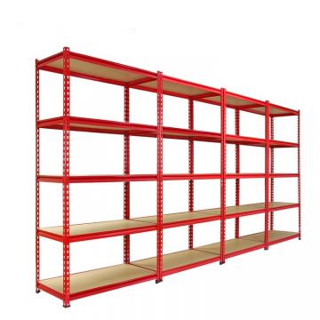 Colorful Medium Duty Metal Shelving Rack, Garage Home Storage 4 Shelves Shelf Shelving Unit