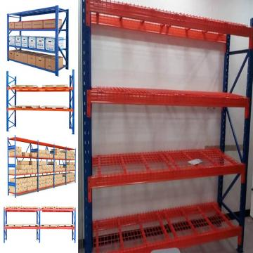 Warehouse Storage Steel Logistics Shelves for Rolls of Fabric