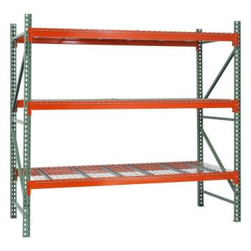 Color Powder Coated high quality factory price industrial heavy duty pallet rack