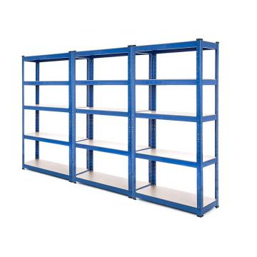 Double sided Hot sale light duty cheap price metal supermarket shelves/shelving