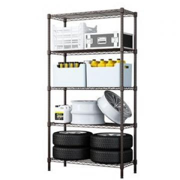 Commercial Floor Magazine Folding Wire Metal Display Rack