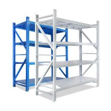 Warehouse Storage Metal Grid steel metal pallet racking wire mesh decking