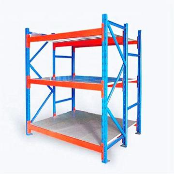 XINMIAO Customized Supermarket Garage Shelving Longspan Boltless Workshop Storage Racking Shelves Unit