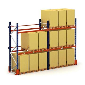 Storage Equipment A Type 4 Sided Roll Cage