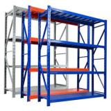 Heavy Duty KD Metal Storage Rack 3 Layer Warehouse Pallet Rack