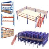 NJTZHJ New design storage shelving racks used for market stacking shelf with great price